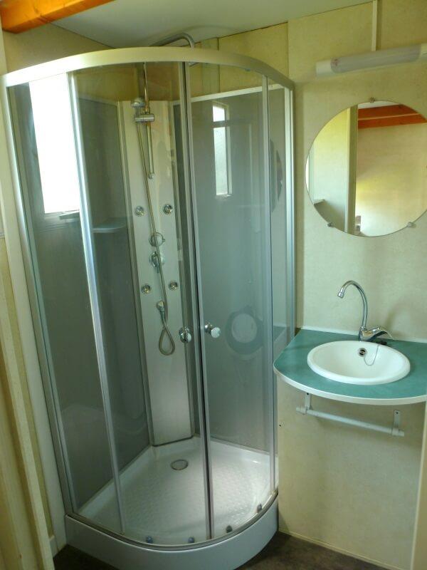 Chalet - Salle d'eau