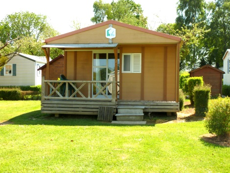 Location de chalet en Normandie