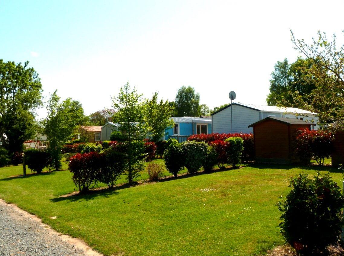 Location d'emplacement pour tente ou caravane en Normandie