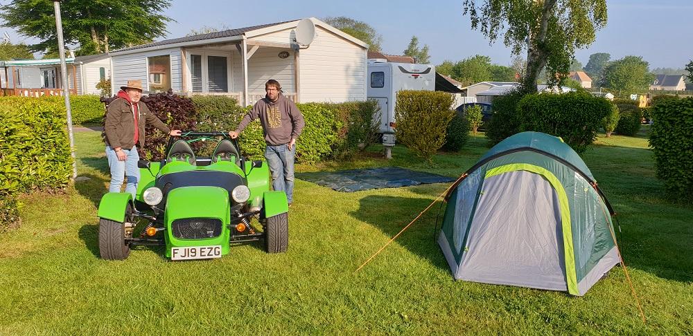 Le camping en atypique