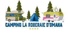 Camping La Roseraie D'Omaha Logo